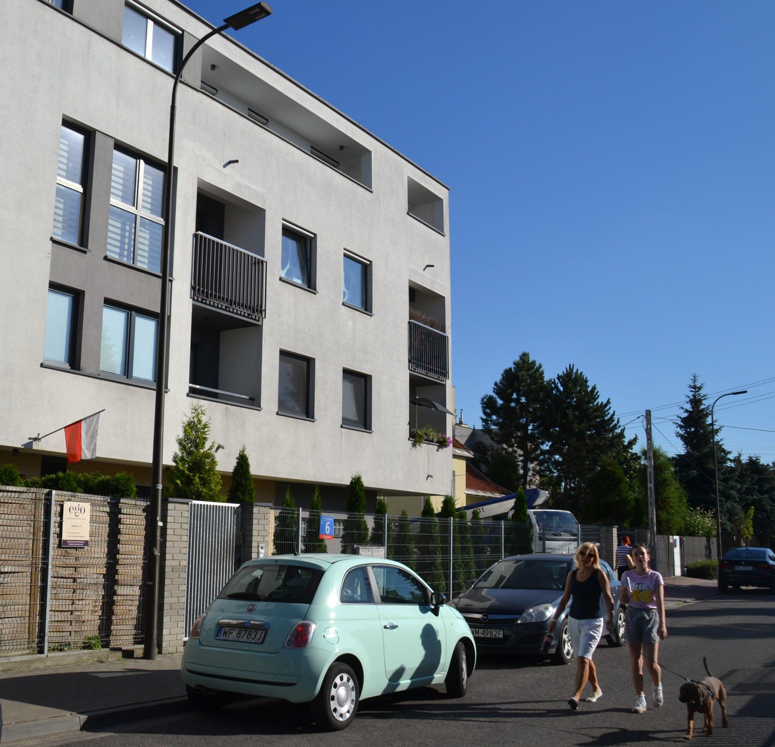Zdjęcie lokalizacji pracowni psychologicznej Ego na ulicy Murmańskiej
