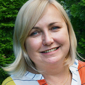 Pedagog Agnieszka Wiedlak