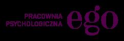 Logo pracowni psychologicznej Ego
